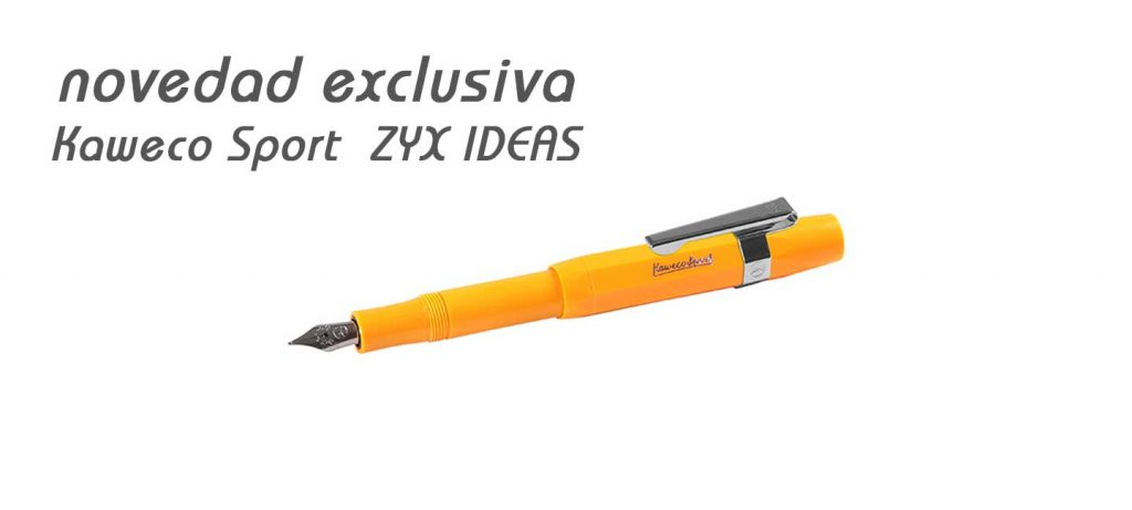 Venta kaweco sport exclusiva zyx ideas